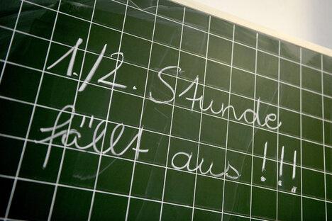 Es fehlen immer noch 300 Lehrer in Sachsen