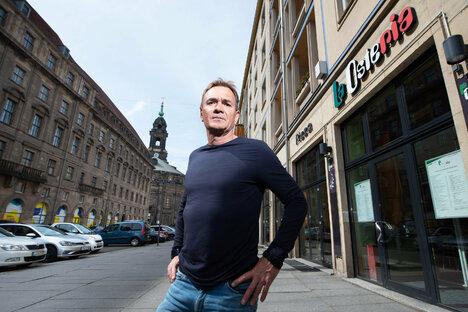 Dresden: Corona-Lockdown in der Gastronomie: Nicht aufgeben!