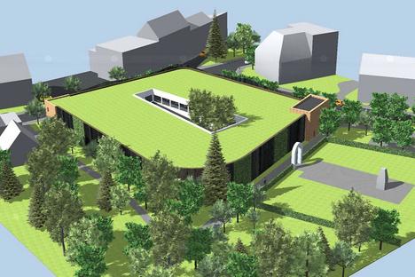 Ein grünes Parkhaus für die Pückler-Stadt