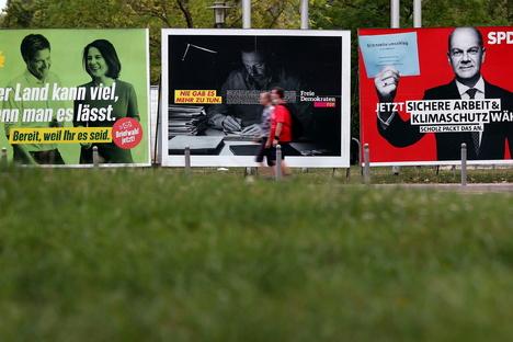 So geht Sachsen in die Bundestagswahl