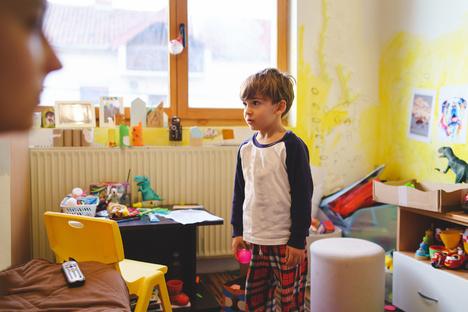 Gegen das Chaos im Kinderzimmer