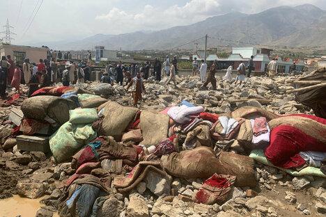 Afghanistan: Über 100 Tote nach Sturzfluten