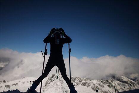 Wintersport leidet unter Klimawandel