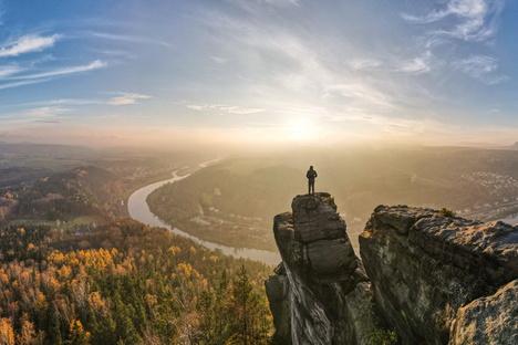 Wunderbare Sächsische Schweiz