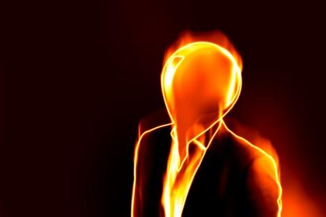 Wenn die Seele brennt