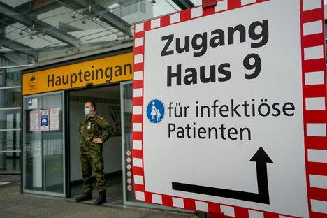 """Bautzen: Krankenhaus Bautzen: """"Es ist um zwölf"""""""
