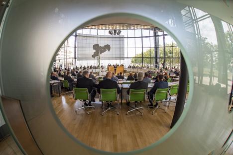 Darum bleibt ein AfD-Platz im Landtag leer