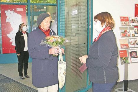 Sparkasse in Boxberg wieder offen