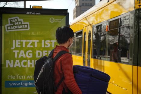 Dresden bald ohne DVB-Wartehäuschen?