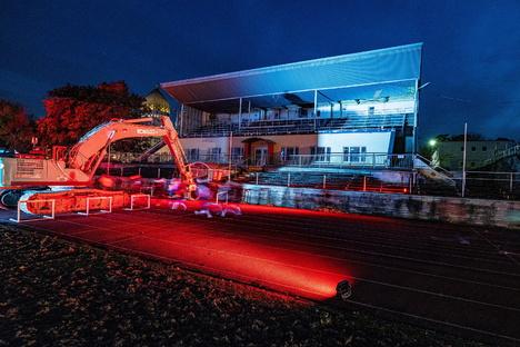 Sport: So feiert Dresden das Ende des Heinz-Steyer-Stadions