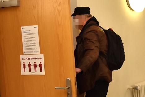 Dippoldiswalde: Spektakulärer Uhren-Diebstahl vor Gericht