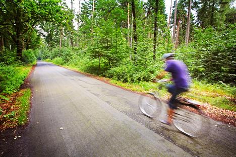 Radeberg: Drei Radtouren und eine Überraschung