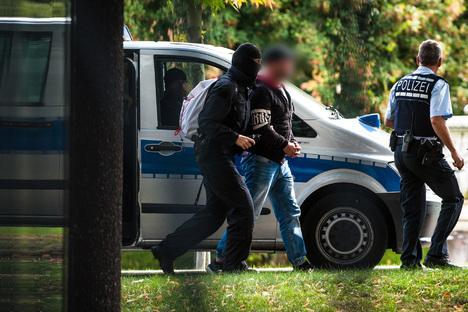 Prozess gegen acht Rechtsterroristen