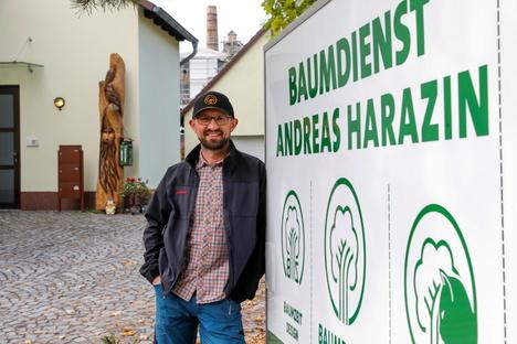 Baumdienst Harazin belebt altes Robur-Werk wieder
