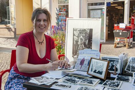 Großenhain ist fest in der Hand von Künstlern