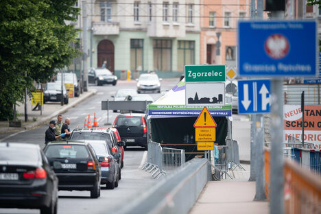Polen öffnet Grenze am Samstag