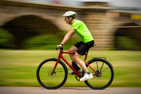 """Leben und Stil: """"Wir haben das Fahrrad neu gedacht"""""""