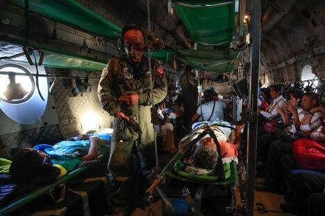 Deutschebei Busunfall in Peru getötet
