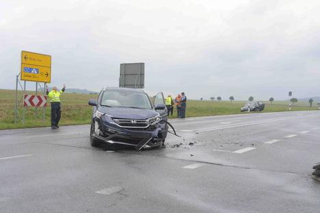 B178n: Zwei Unfälle mit Verletzten an gleicher Stelle