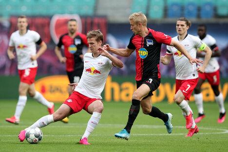 RB Leipzig kann die Bayern-Jagd abblasen