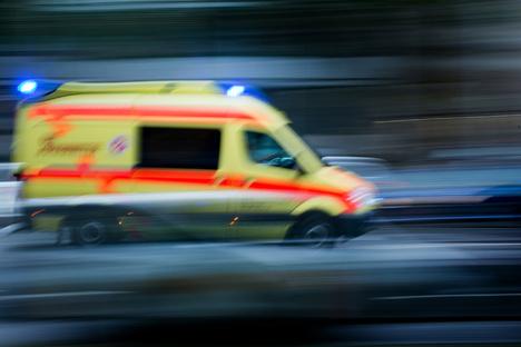 E-Bike-Fahrer stirbt nach Lkw-Unfall