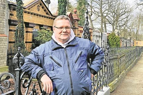 Neuer Friedhofschef in Bad Muskau