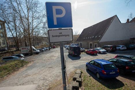 Pirna gibt neue Parkkarten aus