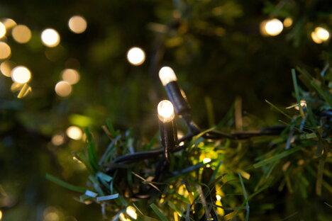 So viel sparen Sie mit LED-Lichterketten