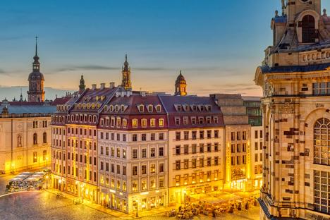 Dresdens schönste Einkaufs-Passage feiert