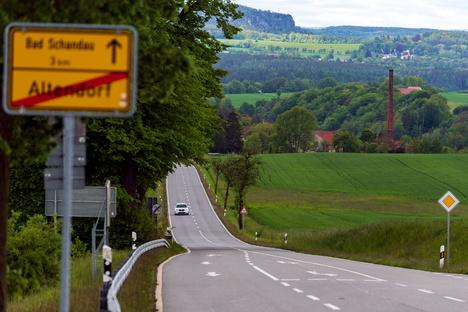 Was passiert mit dem Panorama-Radweg?