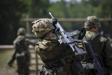 20 Bundeswehr-Standorte kontaminiert