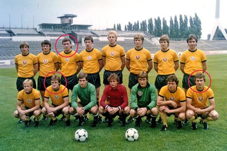 Sport: Zugriff vorm Abflug: Als die Stasi drei Dynamos verhaftet