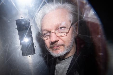 Wikileaks-Gründer akut suizidgefährdet