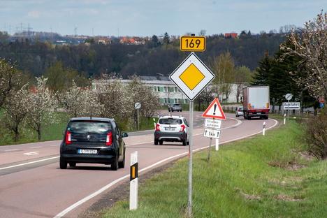 Döbeln: Bundes- und Kreisstraße ab Montag voll gesperrt