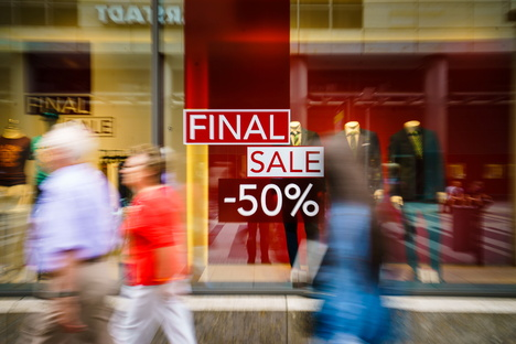 Wirtschaft: Winterschlussverkauf im Sommer