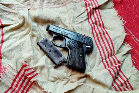 Leben und Stil: Schusswaffe gefunden – und nun?