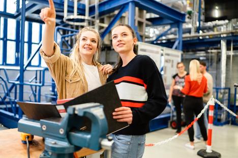 Arbeit und Bildung: Hier wird die Zukunft entwickelt