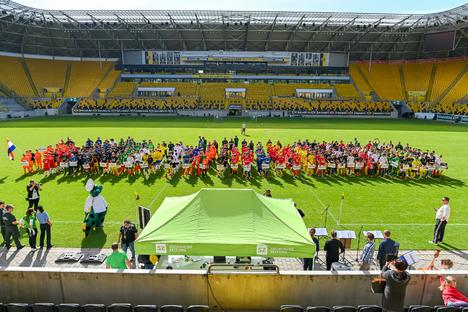 SZ-Mini-WM 2020: Absage vom C-Jugend-Turnier