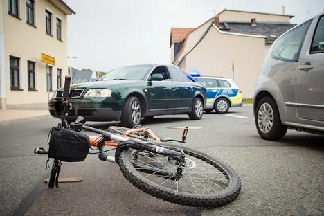 Unfall mit dem Fahrrad – Wer muss zahlen?