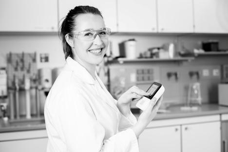 Wirtschaft: Ein Taschenmesser fürs Labor