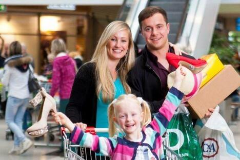 Familie und Kinder: Hier macht Shoppen glücklich!