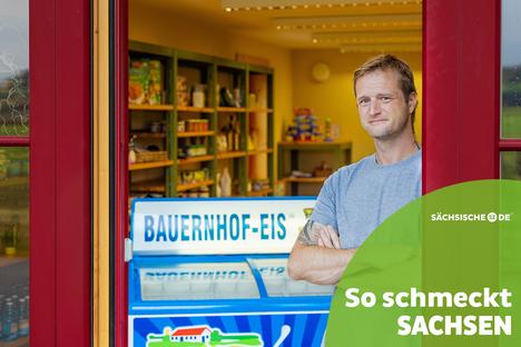 Der Eismann aus Oberseifersdorf
