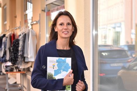 Quartiersmanagerin soll Geschäfte in Freital beleben