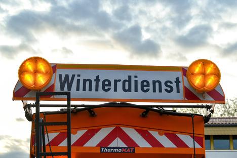 Leipziger Firma schippt in Großenhain