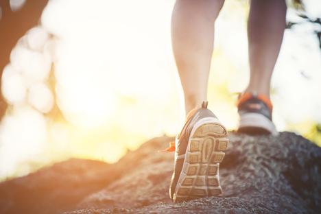 Trail-Running fordert Läufer heraus
