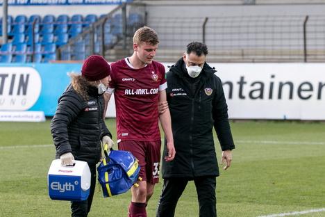 Dynamo: Was Dynamos Arzt zu der langen Ausfallliste sagt