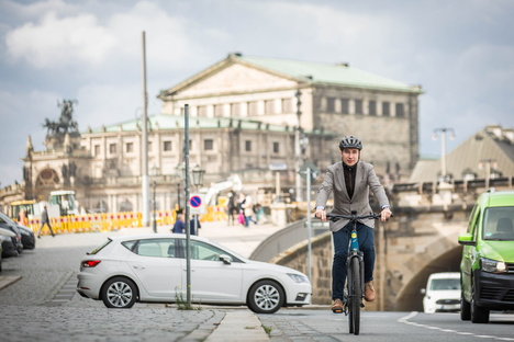 Dresdens Radwegeprogramm wird ausgebremst