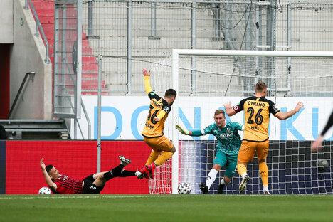 Dynamo: Darum ist Dynamo in der Offensive so schwach