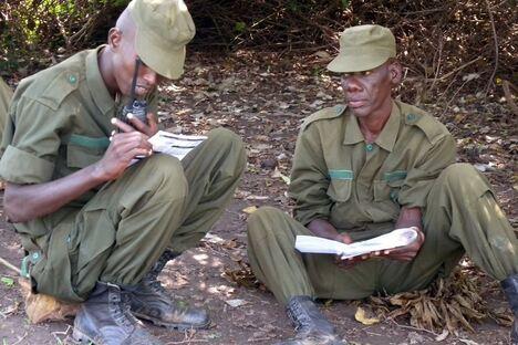 Bundeswehr zieht aus Somalia ab