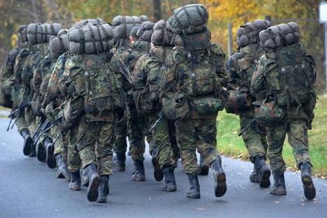 Bundeswehr: Sieben Extremisten im Jahr 2018 enttarnt